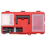"Ящик для инструмента c фонарем 16"" 395*220*200 мм INTERTOOL BX-0017, фото 7"