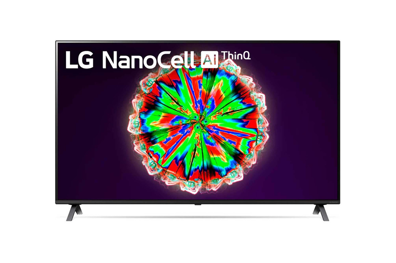 Телевізор LG 55NANO803 (4K, NanoCell, webOS Smart TV, 60Гц )