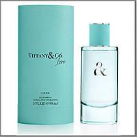Tiffany & Co Love For Her парфюмированная вода 90 ml. (Тиффани и Ко Любовь к ней), фото 1