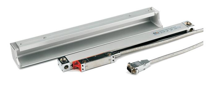 Компактные оптические линейки Delos DLS-S5R0400 5 мкм 400 мм (толщина 18 мм)