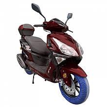 Скутер VENTUS STORM VS150T-3 150 см3 тёмно-красный