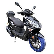 Скутер VENTUS STORM VS150T-3 150 см3 чёрный