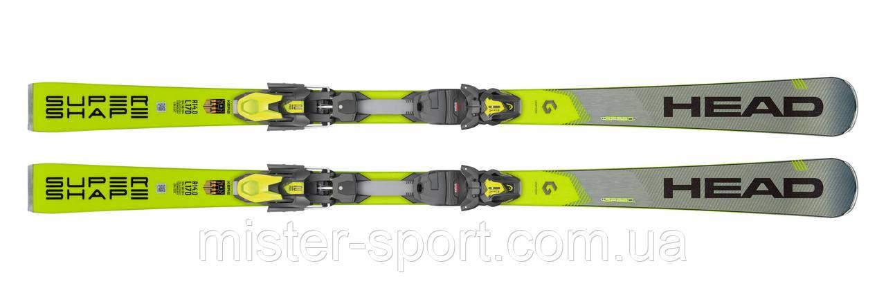 Лыжи HEAD Supershape i.Speed + кр PRD 12 GW 2020