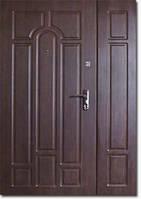 Двери полуторные Lacossta люкс Арка