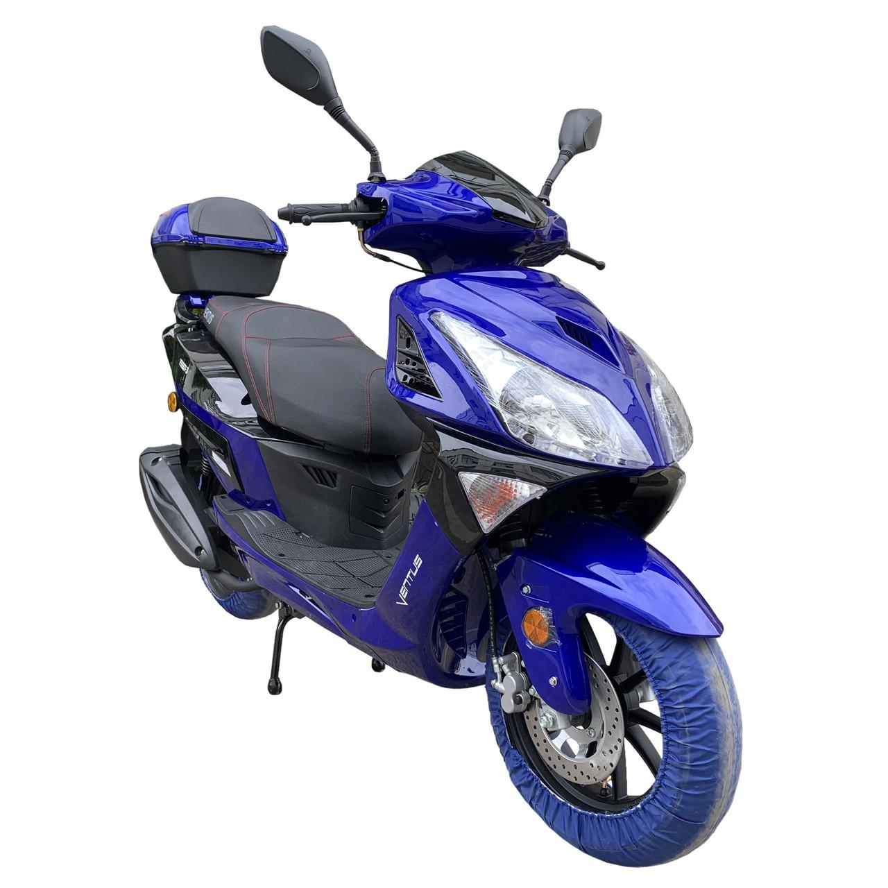Скутер VENTUS STORM VS150T-3 150 см3 синій