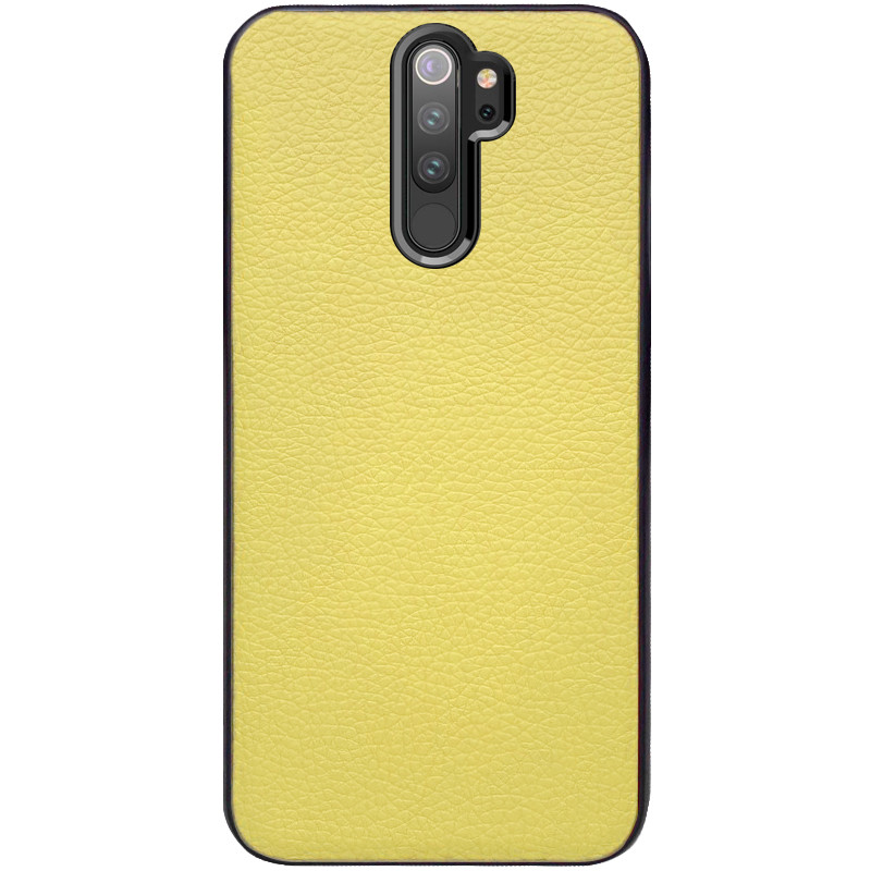 Xiaomi Redmi Note 8 Pro Желтый чехол на ксяоми редми нот 8 про