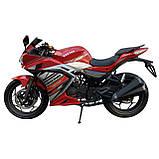 Спортбайк VENTUS VS200-9 200 см3 червоний, фото 4