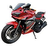 Спортбайк VENTUS VS200-9 200 см3 червоний, фото 6