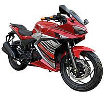 Спортбайк VENTUS VS200-9 200 см3 красный