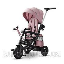 Трехколесный велосипед Kinderkraft Easytwist Mauvelous Pink (KKRETWIPNK0000)