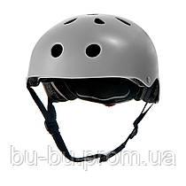 Детский защитный шлем Kinderkraft Safety Gray (KKZKASKSAFGRY0)