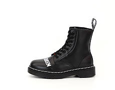 Зимние женские ботинки Dr.Martens Sex Pistols & Dr. Mart ns God Save the Queen. ТОП Реплика ААА класса., фото 3