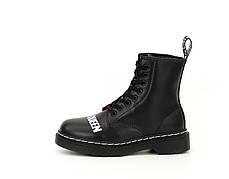 Демисезонные женские ботинки Dr.Martens Sex Pistols & Dr. Mart ns God Save the Queen. ТОП Реплика ААА класса., фото 2