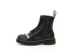 Демисезонные мужские ботинки Dr.Martens Sex Pistols & Dr. Mart ns God Save the Queen. ТОП Реплика ААА класса., фото 2
