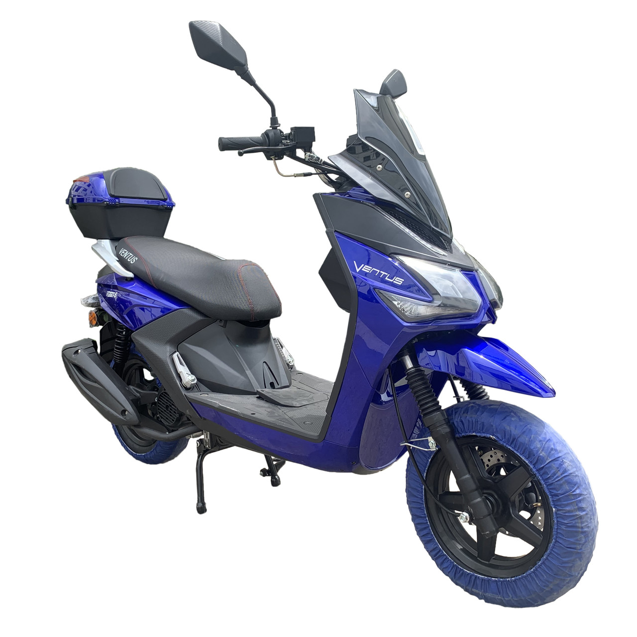Скутер VENTUS VS150T-5 150 см3 синий