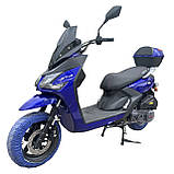 Скутер VENTUS VS150T-5 150 см3 синий, фото 2