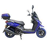 Скутер VENTUS VS150T-5 150 см3 синий, фото 3