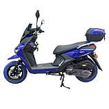 Скутер VENTUS VS150T-5 150 см3 синий, фото 4