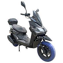 Скутер VENTUS VS150T-5 150 см3 чёрный