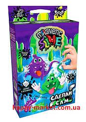 """Игра """" Сделай лизуна"""" Crazy Slime SLM-Mg с магнитом 02-01-02"""