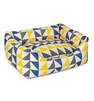 Лежак для собак и котов 50х40х20 см Labyrinth № 2 / ТМ Природа