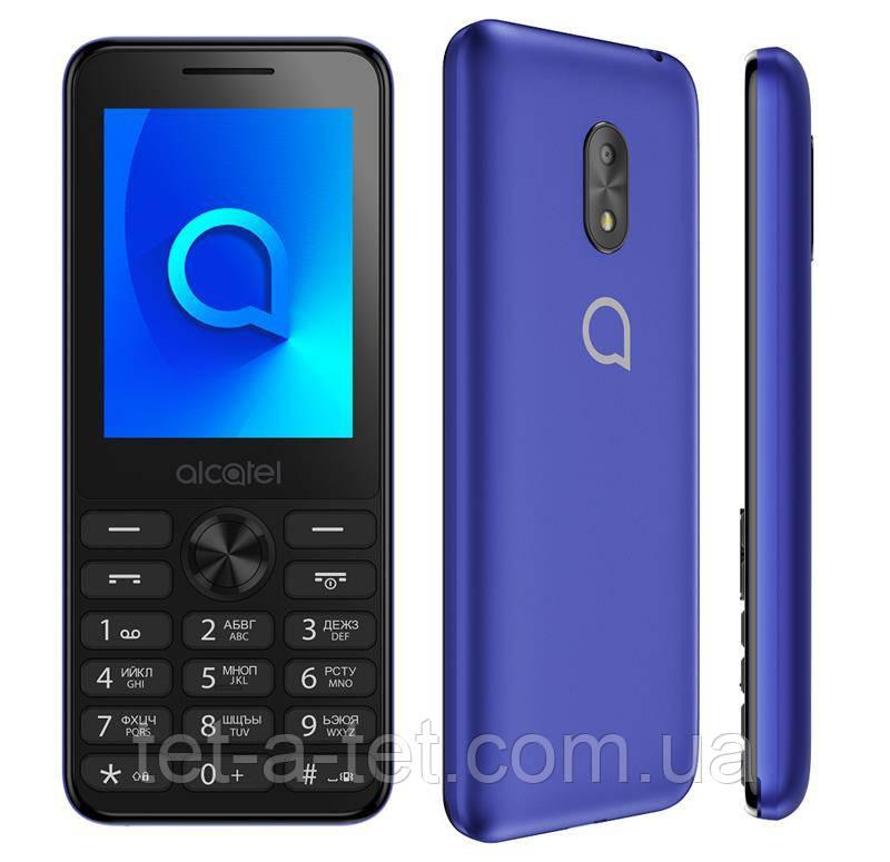 Мобильный телефон Alcatel 2003 DS Metallic Blue (UA UCRF)