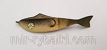 Поролоновая рыбка 10