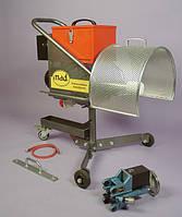 DA 9000 - Стенд предназначен для проточки тормозных дисков грузовых автомобилей, автобусов,