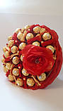 Букет из  конфет Ферерро Лас-Вегас, фото 3