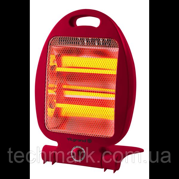 Настольный инфракрасный обогреватель VILGRAND VQ485E 800W