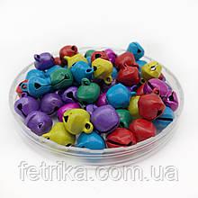 Бубенцы  разноцветные  9 мм