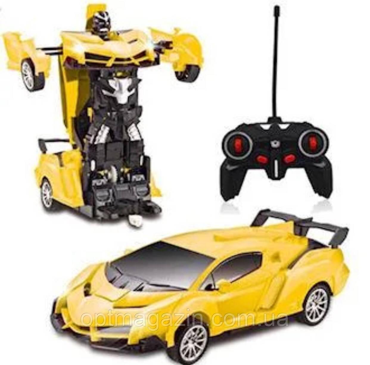 Машинка - робот-трансформер Glorious Mission Critical Ares