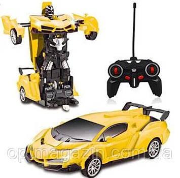 Машинка - робот-трансформер Glorious Mission Critical Ares, фото 2
