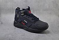 Зимние кроссовки Nike Huarache Acronym Blue