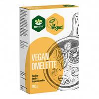 Веганські омлет без глютену, казеїну, лактози, 200г (8 порцій)