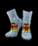 Детские носки Дюна 418 цвета джинс, фото 3