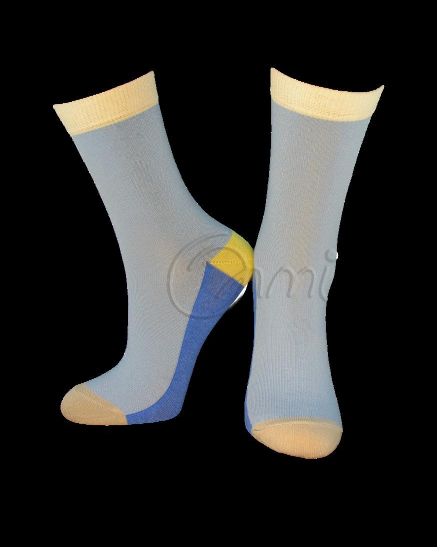 Детские носки Дюна 472 Голубые