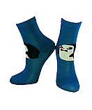 Детские носки Дюна 475 Голубые, фото 2