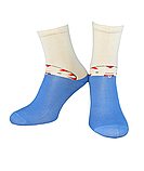 Детские носки Дюна 475 Голубые, фото 3