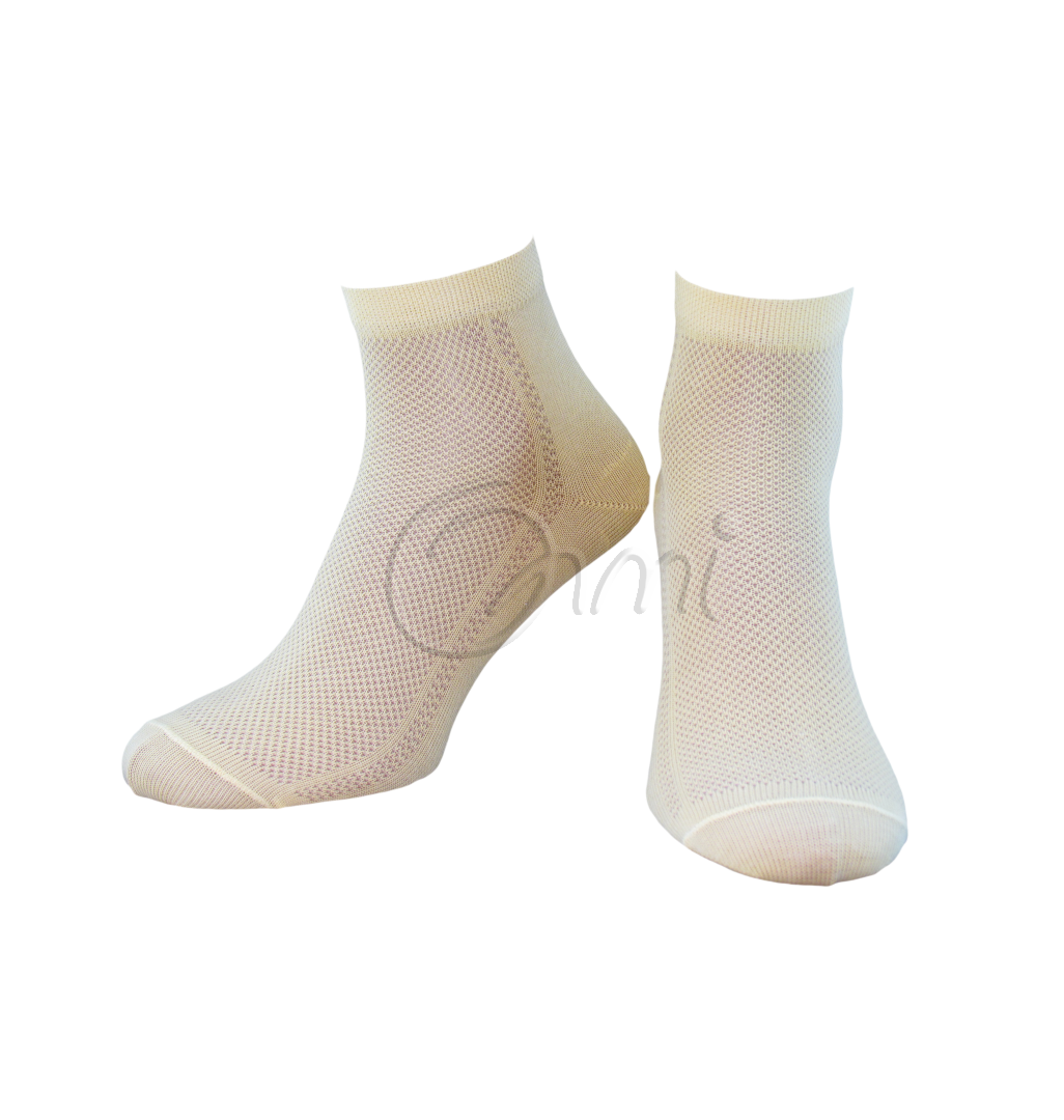 Детские носки Легка Хода 9114 Светло-желтые