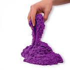 Песок для детского творчества - KINETIC SAND COLOUR (фиолетовый, 907 g) 71453P, фото 3