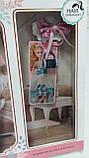 """Кукла """"Emily"""" с сумочкой для девочки и аксессуары для куклы, в коробке 60*33*6,5см QJ083, фото 4"""