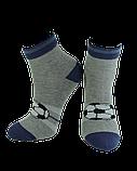 Детские носки Олми 4311 001 Черные, фото 2