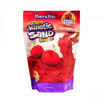 Пісок для дитячої творчості з ароматом - Kinetic Sand Вишнева шипучка 71473Ch