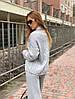 Женский вязаный теплый костюм, в расцветках АГ-0-1120, фото 6
