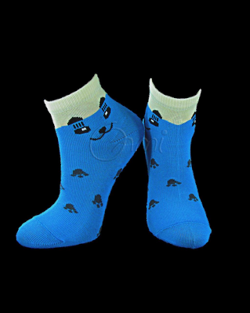 Детские носки Олми 4311 060 Голубые