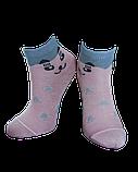 Детские носки Олми 4311 060 Сиреневые, фото 3