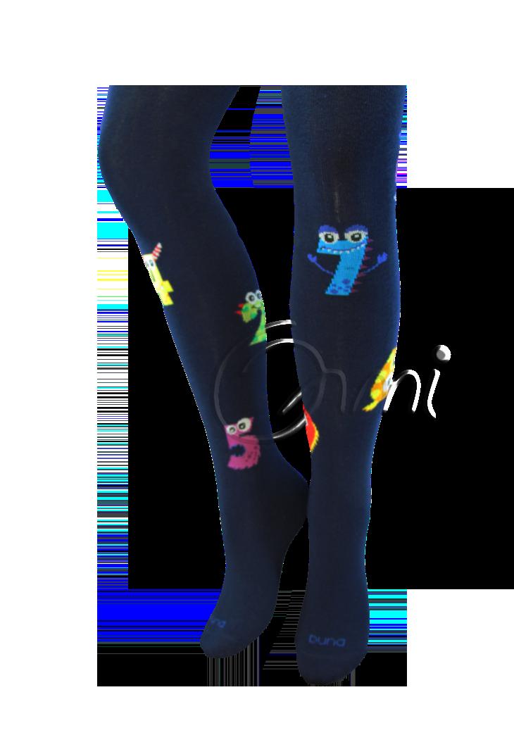 Детские колготки Дюна 4419 Темно-Синий