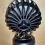 Фара диодная с стг и  светящимся ободком 30W, фото 4
