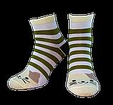 Носки женские Олми 3311 060 Зелёные, фото 4